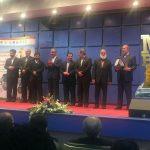 اهدای جایزه سازمان فرهنگی و هنری شهرداری تهران