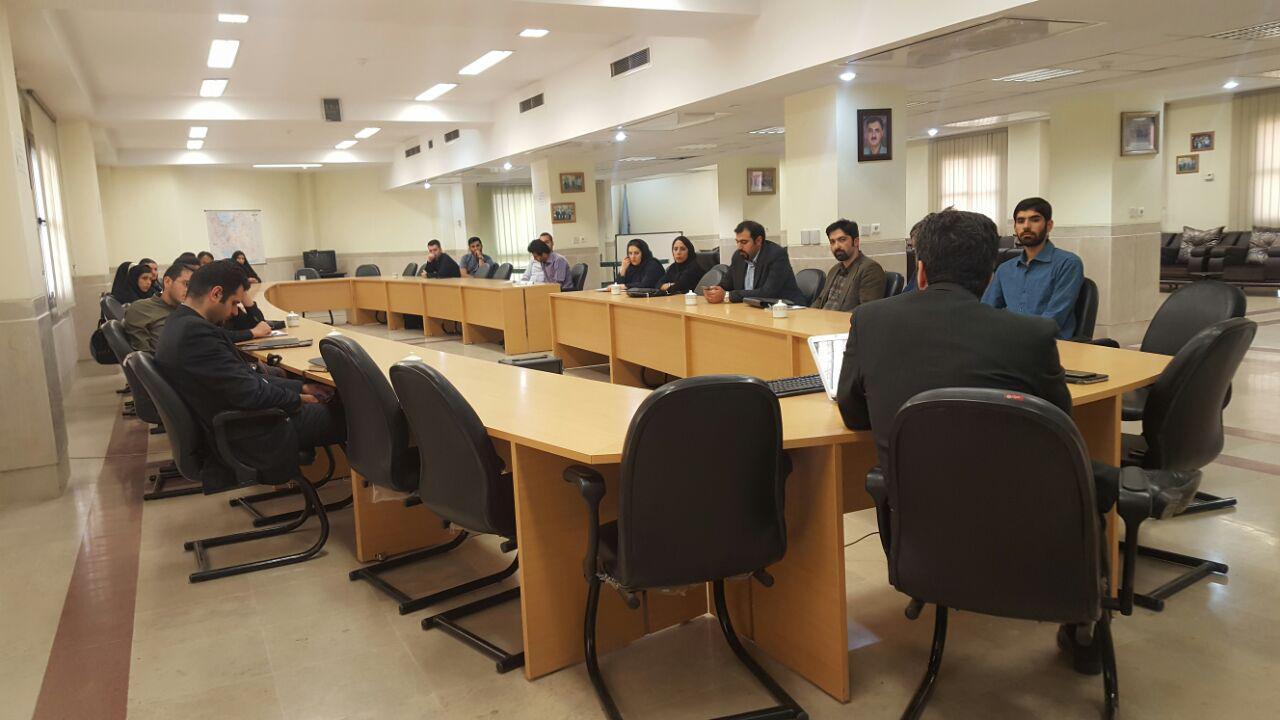 اولین جلسه نشست هم اندیشی مدیریت فرآیندهای کسب و کار